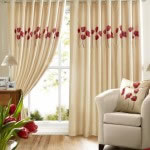 Poppy Curtains Cream