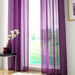 Ring Top Purple Voile cropped